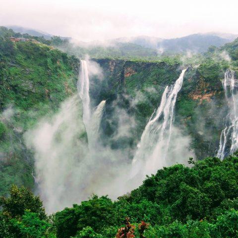 Jog Falls, Shimoga, Karnataka