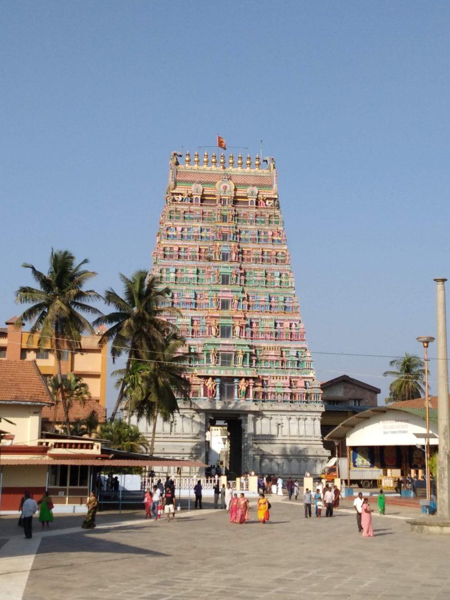 Sringeri Sharadamba Temple, Karnataka