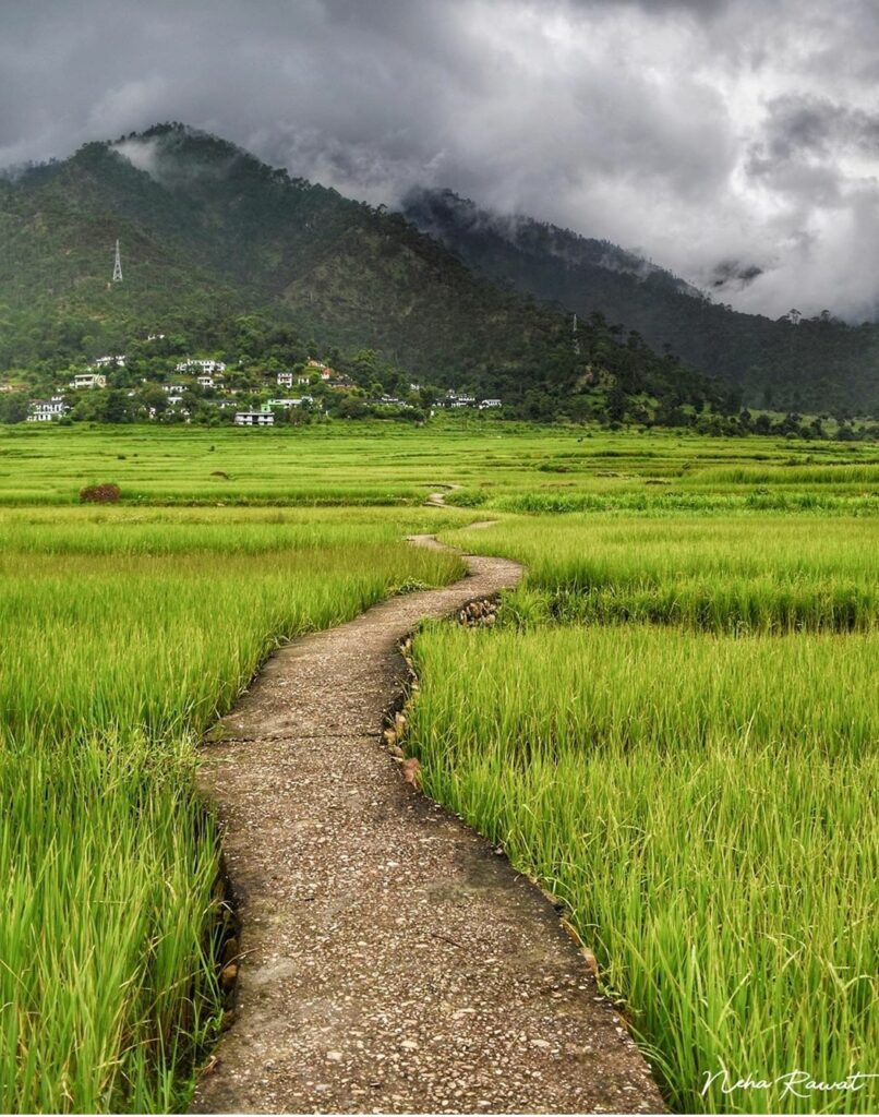 Someshwar Valley