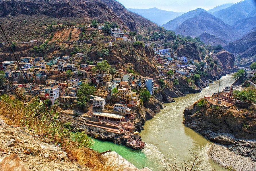 adventurous trip in Uttarakhand